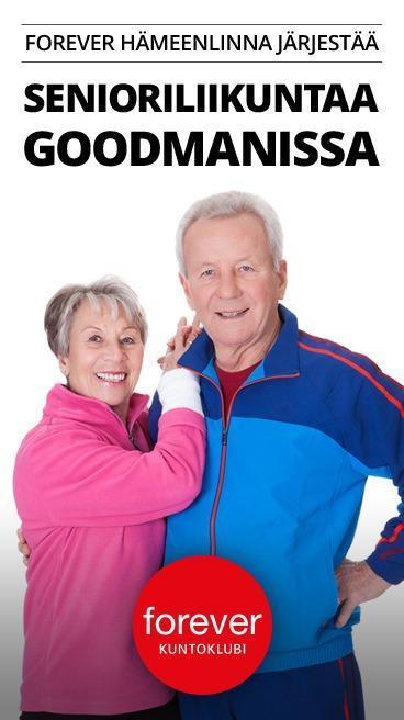 Senioriliikuntaa Goodmanissa