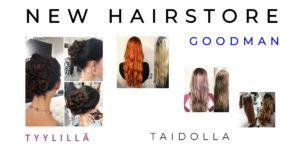 New HairStore Goodman
